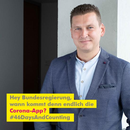 Mario Brandenburg, technologiepolitischer Sprecher