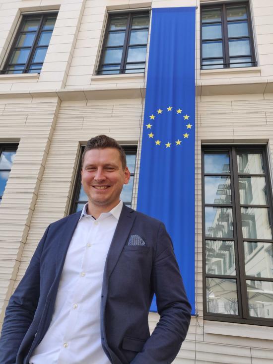 Mario Brandenburg für Europa