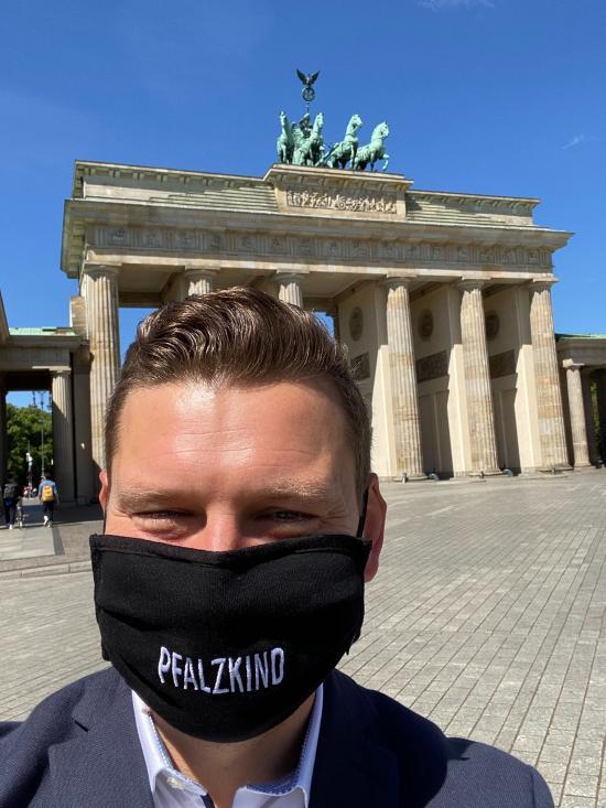 Mario Brandenburg ist Pfalzkind